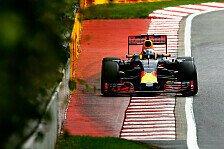 Formel 1 - Ricciardo: Keine Mühe gegen Supertalent Verstappen