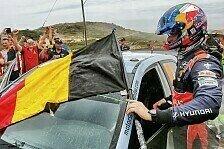 WRC - Rallye Italien: Die Stimmen nach dem Finale