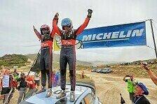 WRC - Neuville feiert auf Sardinien ersten Schotter-Sieg