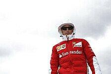 Formel 1 - Ferrari-Boss setzt Kimi Räikkönen unter Druck