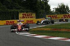 Formel 1 - Strategie-Fail: Chronologie der Ferrari-Patzer