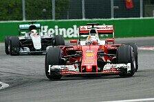 Formel 1 - Analyse: So verzockte Ferrari Vettels Kanada-Sieg