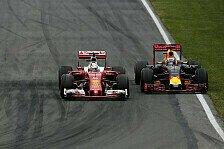 Formel 1 - Duell mit Red Bull: Ferrari ist zurück