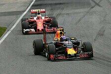Formel 1 - Räikkönen vs. Verstappen: Kritik an Strafbemessung
