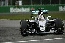 Formel 1 - Live-Ticker: Der Sonntag in Kanada