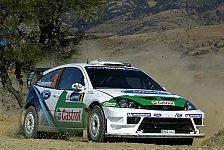 WRC - Ford: Gardemeister glücklich mit Platz 4