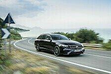 Auto - Das neue Mercedes-AMG E 43 4MATIC T-Modell