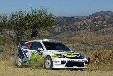 WRC - Ford: Ins Ziel kommen und Punkte holen
