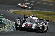 24 h von Le Mans - Video: Das sagen die Porsche-Fahrer nach dem Training