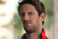 Formel 1 - Grosjean: Baku nicht spektakulärer als Spa