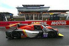 Mehr Sportwagen - Maggi startet beim Road-to-Le-Mans-Rennen 2016