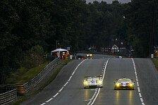 24 h von Le Mans - Kontroverse BoP: Porsche der Verzweiflung nahe