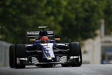Formel 1 - Sauber in Österreich: Aufwärtstrend gefällig?