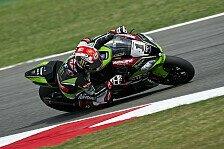 Superbike - Rennen zwei: Rea deklassiert Sykes erneut