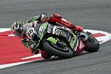 Superbike - So liefen die Trainings in Misano