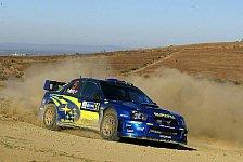 WRC - Mexiko Tag 1: Grönholm lässt Solberg nicht davonziehen