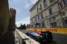 Formel 1 - Wehrlein: Manor verschlechtert sein Auto
