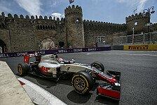 Formel 1 - Haas in Österreich: Die Sonne als Verbündete