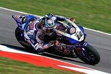 MotoGP - Alex Lowes darf in Brünn Yamaha testen
