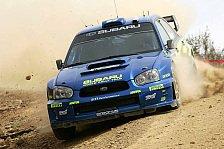 WRC - Triumph für Pirelli