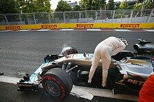 Formel 1 - Bilder: Europa GP - Hamilton-Unfall