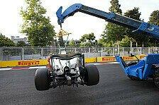 Formel 1 - Ecclestone über Baku-Gefahren: Geht doch heim!