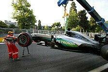Formel 1 - Niki Lauda: Hamilton ist so angepisst!