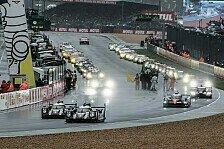 Eurosport überträgt bis 2020 die 24 Stunden von Le Mans sowie die Rennen der WEC