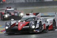 24 h von Le Mans - Defekt bei Toyota schenkt Porsche Drama-Sieg