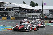 24 h von Le Mans - Nach Le-Mans-Albtraum: Mitleid für Toyota