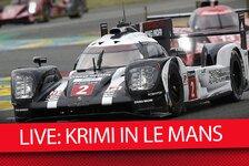 24 h von Le Mans - Live-Ticker: Die 24 Stunden von Le Mans 2016