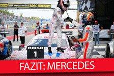 DTM - Video: MSM TV: Mercedes zwischen Lausitzring & Norisring