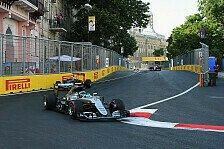 Formel 1 - Rennsieger Rosbergs Angst vor dem Safety Car