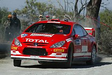 WRC - Peugeot wird Privatiers unterstützen