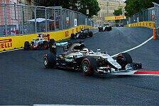 Formel 1 - Verwirrung um Mercedes-Problem: Rosberg schlauer?