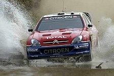WRC - Citroen: Loeb schon Sechster
