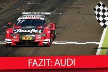 DTM - Audi will ersten Norisring-Heimsieg seit 2002