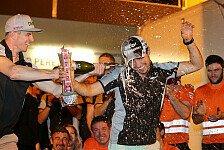 Abu Dhabi: Force-India-Abschied für Nico Hülkenberg, Rekordjagd für Sergio Perez