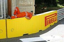 Formel 1 - Bilderserie: Europa GP - Fundsachen
