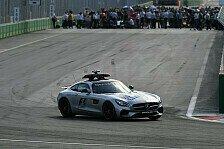 Formel 1 - Bilderserie: Fakten zum Aserbaidschan GP