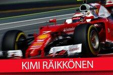 Formel 1 - Kimis Bilanz 2016: Zu gut für eine Nummer zwei
