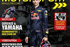 Formel 1 - Neue Ausgabe: Motorsport-Magazin jetzt im Handel