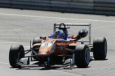 Formel 3 EM - Deutsche Bestzeit beim Testtag in Hockenheim