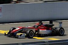 Formel 3 EM - Pole Position für Hubert und Stroll