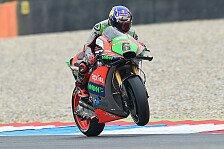MotoGP - Bradl schießt scharf gegen wasseranfällige Aprilia