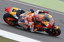 MotoGP - Lorenzo-Crash im Training, Marquez mit Monstersave