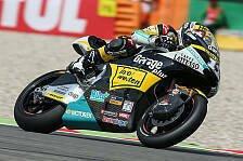 Moto2 - Wettergott sichert Lüthi die Pole Position