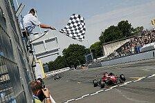 Formel 3 EM - Norisring: Stroll holt Saisonsieg drei