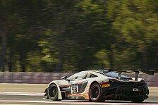 Blancpain GT Series - Le Castellet: McLaren ist zur Stelle