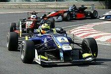 Formel 3 EM - Alessio Lorandi Schnellster bei Testfahrten
